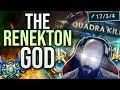 SoloRenektonOnly - [DAY 24] SLAUGHTERING THE ENTIRE ENEMY TEAM!!! [RENEKTON DESTRUCTION]