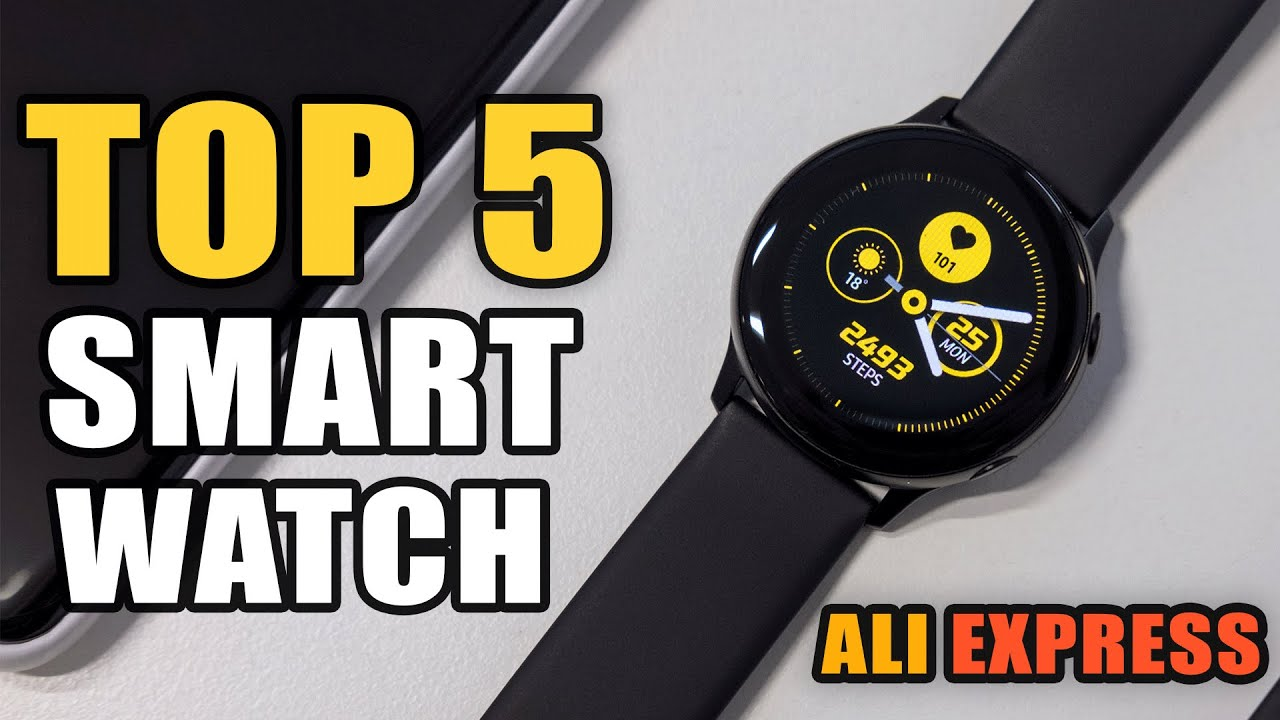 Top 5 Best Budget Smartwatches In 2020 On Aliexpress | Review Express