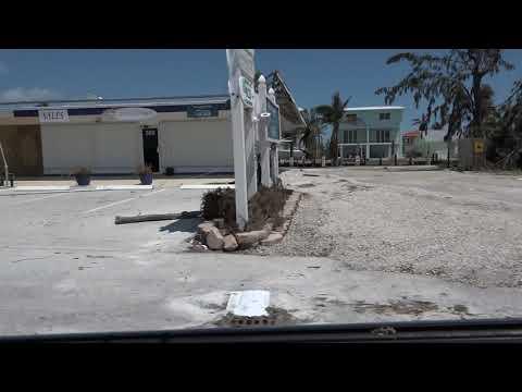 Sadowski Causeway in Key Colony Beach, Florida Keys Post Hurricane Irma (2)