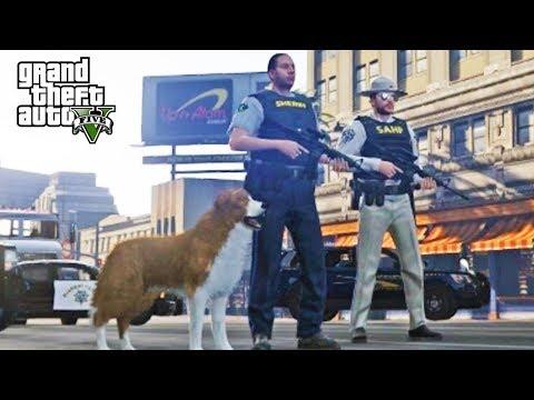 Download Youtube: GTA 5 Roleplay | DOJ Live! - (LEO) K9 Patrol