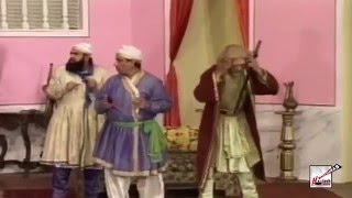 Best of Nasir Chinyoti, Sohail Ahmed & Arifa Sidiqui - PAKISTANI STAGE DRAMA FULL COMEDY CLIP