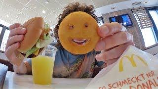 ¿Qué cosas RARAS venden en McDonald's ALEMANIA?