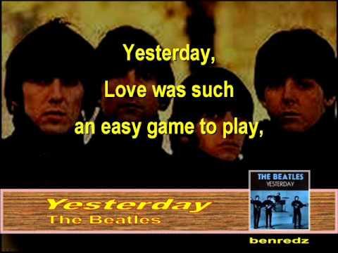 The Beatles Karaoke MP3 - Instrumental Music - Karaoke Version