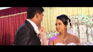 Vdusha.vcreations. Jecika + Manju wedding trailer