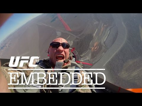 UFC 182 Embedded: Vlog Series - Episode 2