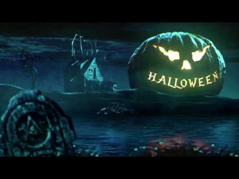 Halloween Greeting Voice over