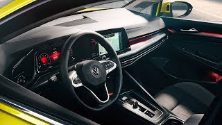 2020 Volkswagen Golf - INTERIOR