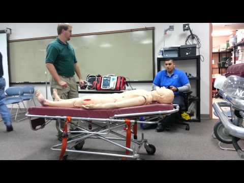 Paramedic: National Registry Dynamic Cardiology Demonstration