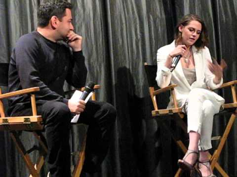 CLOUDS OF SILS MARIA with KRISTEN STEWART Q&A IFC Center NYC January 3 2016