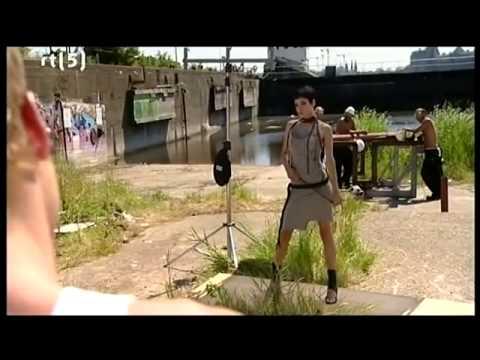 Holland's Next Top Model S01 E02 Part 2