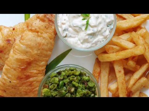 Fish N Chips Recipe
