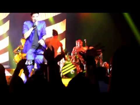 1 If I Had You - Adam Lambert Live in Singapore 8 March 2013