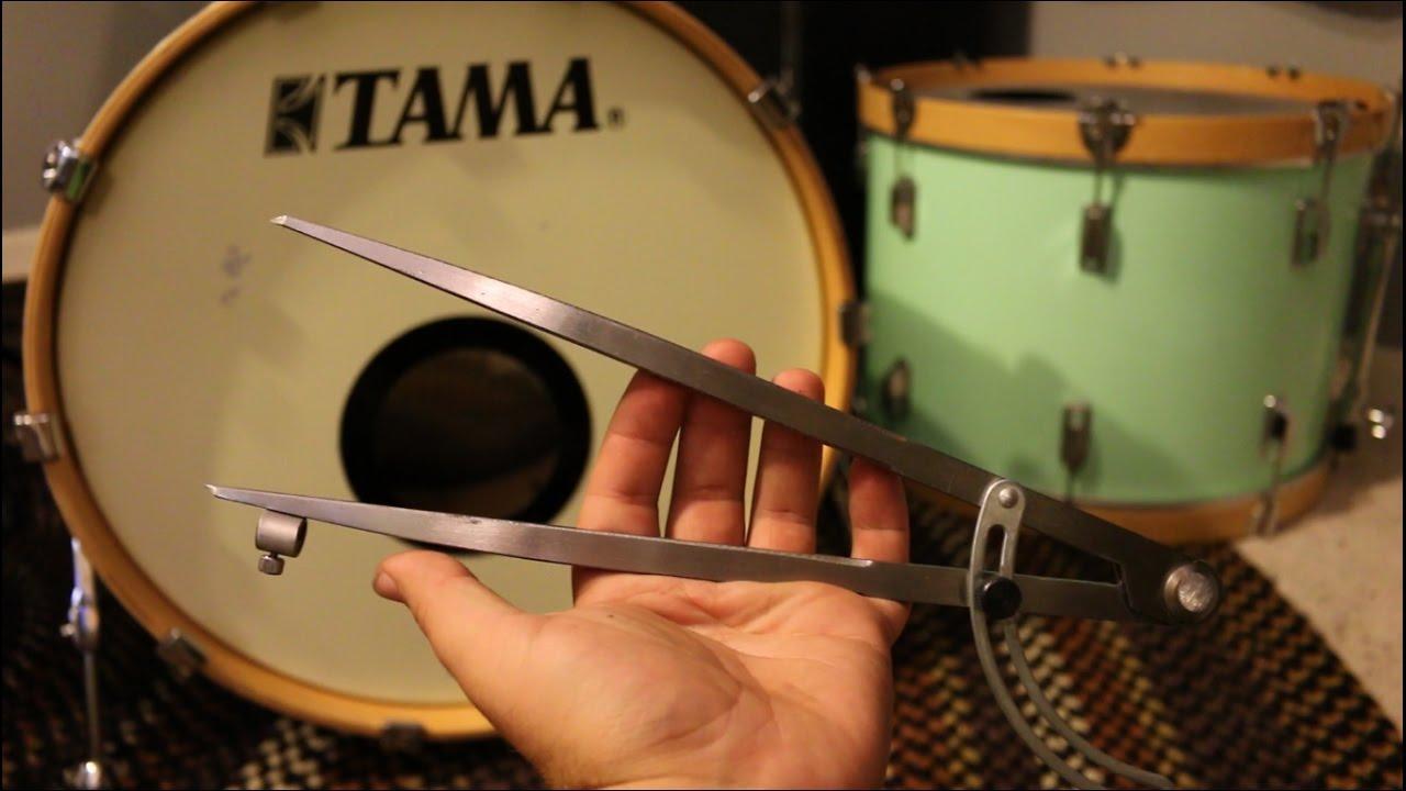 Bass Drum O/'s Hole Cutter
