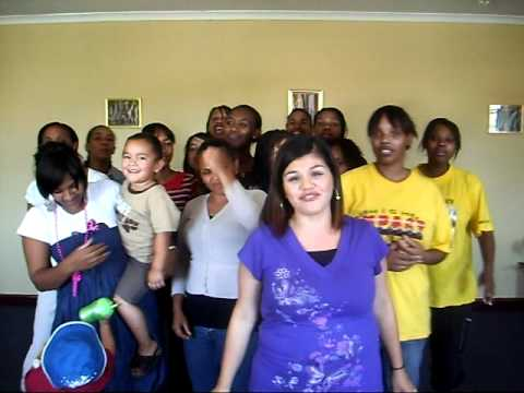 Cape town women's home 2010