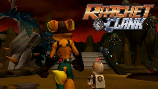 Ratchet and Clank - Full Game - PS3 - (All Gold Bolts) - No Commentary
