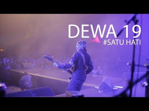 Dewa19 Satu Hati #live Alila Solo