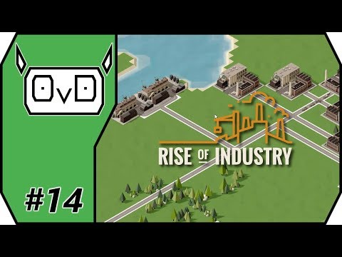 Rise of Industry: Alpha 4.1 | Part 14 |  FROM BOATS TO TRAINS (Gameplay, Let's play)