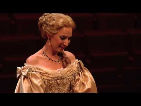 "O|A: The King and I -  Lisa McCune as Anna Leonowens sings ""Getting to Know You"""