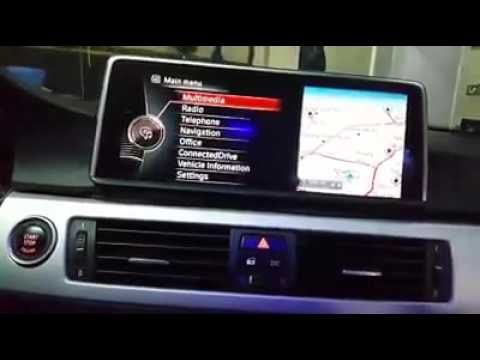 BMW 320I 2016 >> NBT cho BMW E90 - YouTube