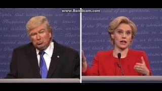 Пародия на Трампа и Клинтон взорвала Интернет
