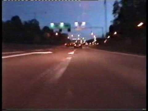 Getaway in Stockholm (Toyota Supra X Escort Cosworth)  Part 1