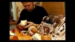 Пошив креативной обуви на заказ. Киев(Это я Тони-Антони. Приятно показать видео о креативной обуви, которую я заказал сам у себя :))) Так что не бедн..., 2011-02-02T09:30:23.000Z)