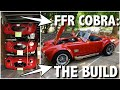 Factory Five Cobra Part 1: Kit delivery to license in 7 minutes