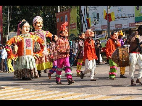 GOMBE DANCE  OF KARNATAKA