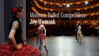 Moscow Ballet Competition Documentary – Joy Womack