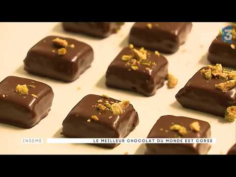 """""""Inseme du10/11/2017: le meilleur chocolat du monde est corse"""""""