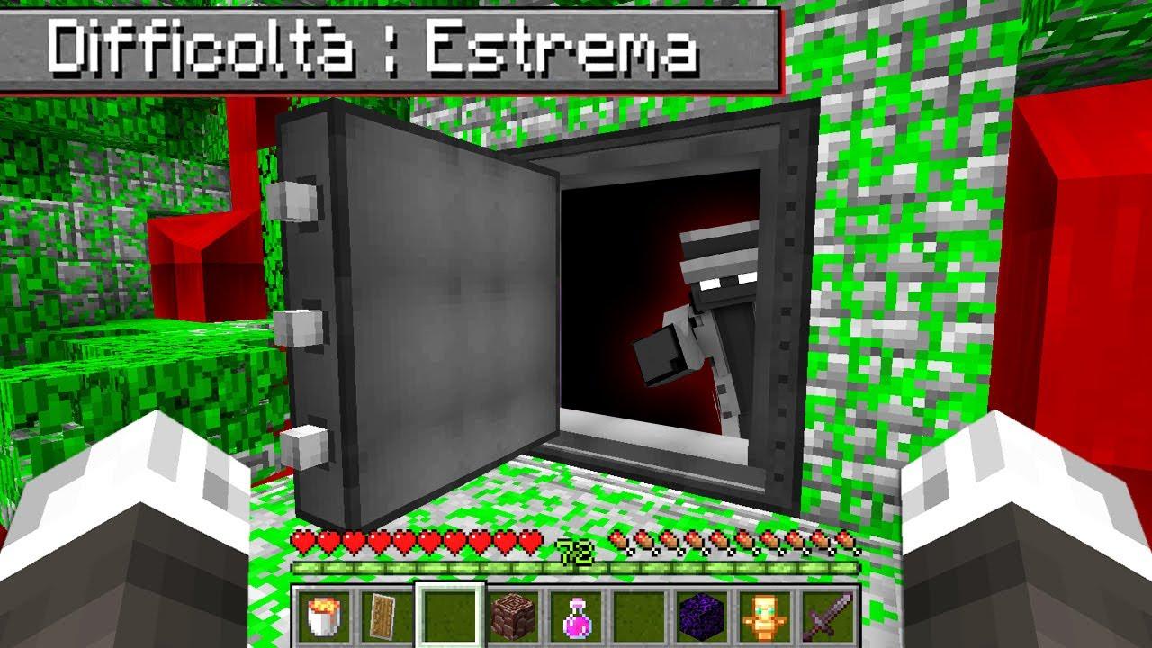 ENTRO NELLA BASE SEGRETA DELLO YOUTUBER MISTERIOSO - Minecraft ITA