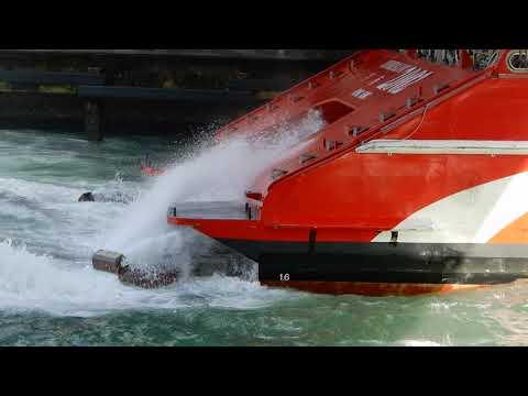 KAMEWA 90SII waterjets