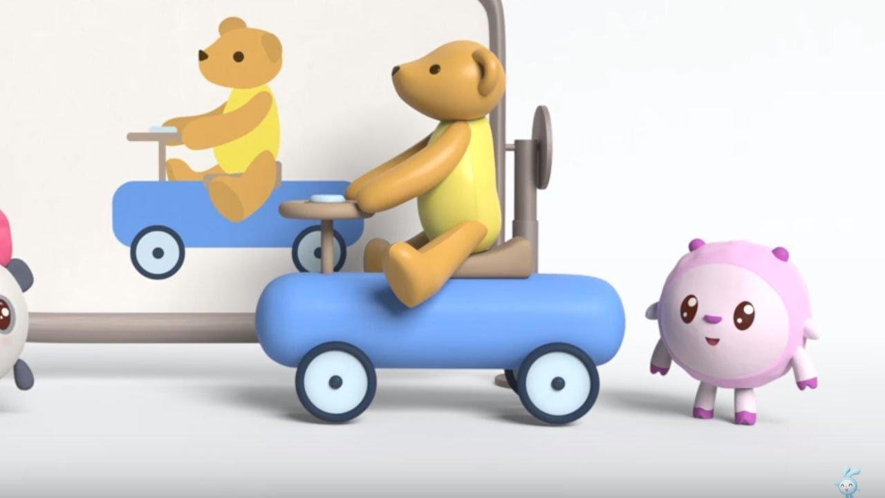 Малышарики - новинка - Магазин (142 серия) Мультики для самых маленьких