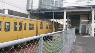 山陽本線  普通列車115系A-06編成+快速サンライナー117系E-09編成