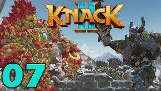 Knack 2 | Knackig zum Schlachtfeld ► #07 [Gameplay|German|PS4Pro]