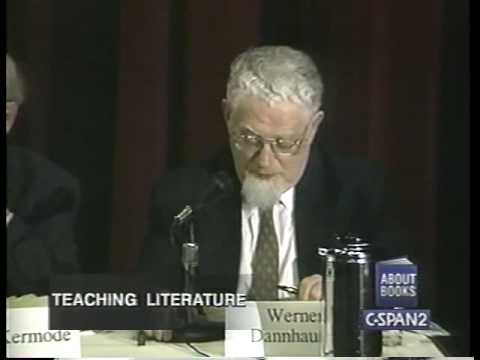 James Seaton on The Teaching of Literature - Part 1