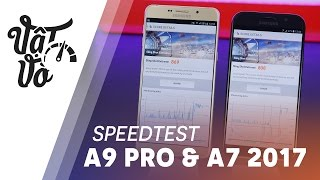 Galaxy A9 Pro ra mắt từ năm 2016 với thời lượng pin ấn tượng, Snapd...