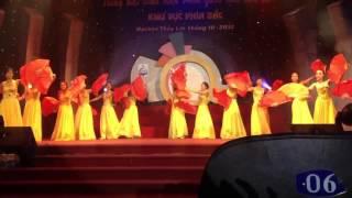 Video | Đất nước lời ru Tốp múa Đại học Thương Mại | Dat nuoc loi ru Top mua Dai hoc Thuong Mai