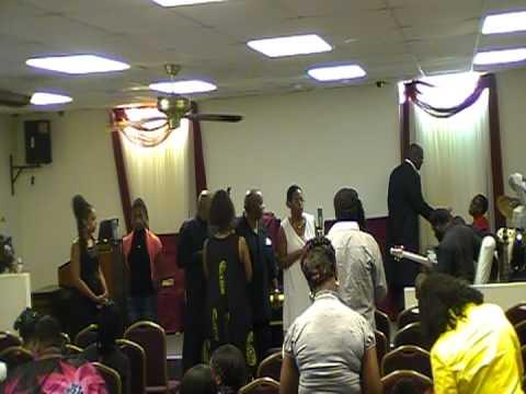 NBMOFTAMPA Caribbean Sunday Worship Service 8/5/2012
