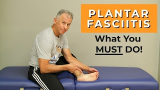 Plantar Fasciitis? Why You MUST Do This Thing Before You Get Out of Bed
