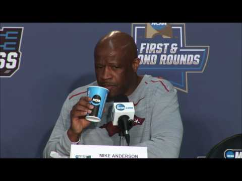 News Conference: Arkansas Second Round Preview