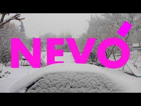 Nos Nevó en Nogales! Primera vez que mis hijos ven nevar!