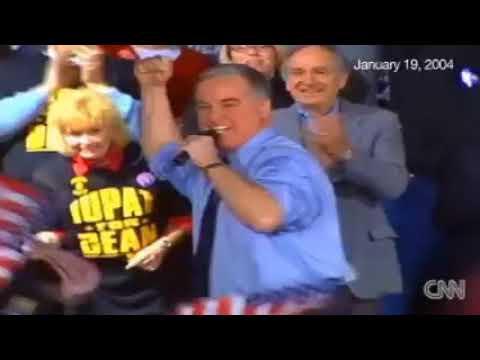 Howard Dean Scream for 10 Hours