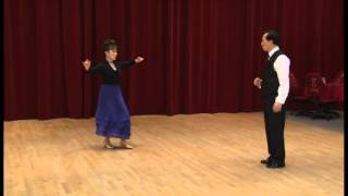 Bronze I Quickstep - Common Faults Ballroom Dance Lesson