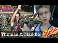 Thomas Kuc & Madisyn Shipman in Hawaii Part 2 😍🌴🌞