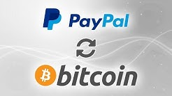 PayPal to BTC