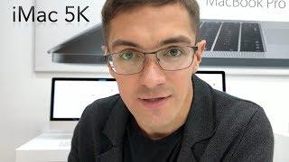 iMac 5K обзор