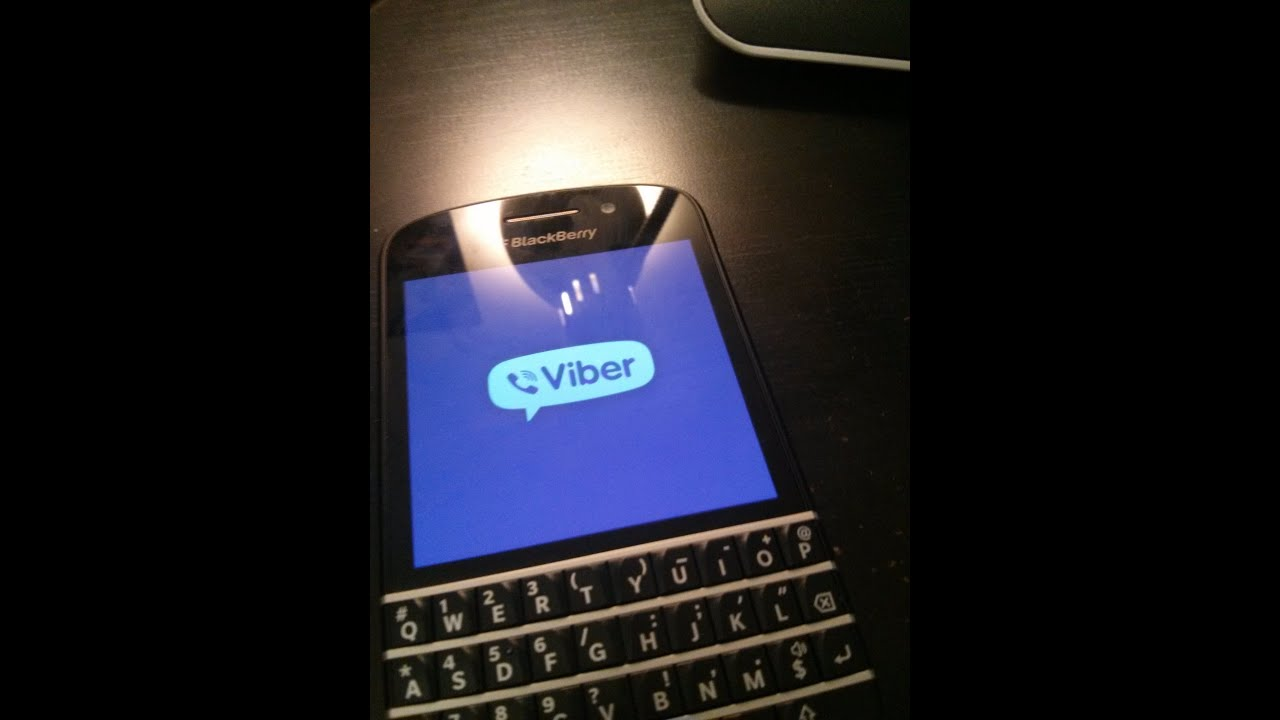 Viber (Вибер) для Blackberry Q10, Z10 | Скачать Вайбер на Блэкберри 9900