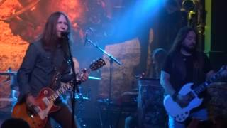 Blackberry Smoke - Like I Am / Hamburg 27.10.2015