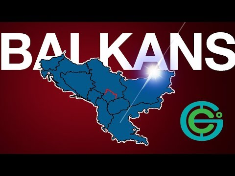 The BALKANS Explained (Geography Now!)